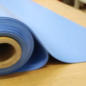 Telo siliconico blu | Blue silicon sheet